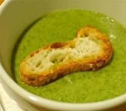 Chat &#039;n Dish: Broccoli Cheddar Soup