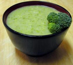 Broccoli And Chicken Soup