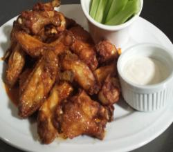 Buffalo Chicken Wings - Super bowl