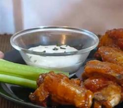 Classic American Buffalo Wings