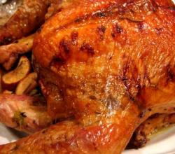 Butter Baked Turkey