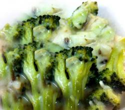 Butter Crumb Broccoli