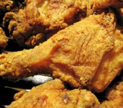 Buttermilk-Fried Chicken