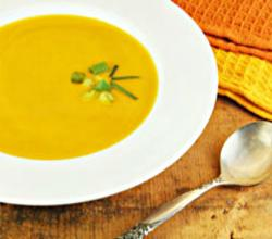 Cook Along Butternut Squash Soup