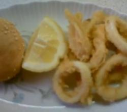 The Greek Cook:Calamari (Squid)