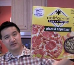 California Pizza Kitchen Pizza Appetizer Review 