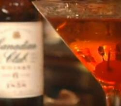 Canadian Club Manhattan