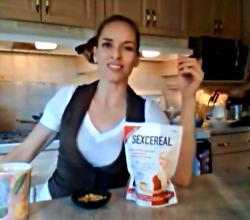 SexCereal - For Her: What I Say About Food