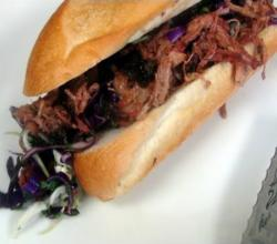 Char Sui Pulled Pork with a Vietnamese Slaw - Smoked on the Weber Grill