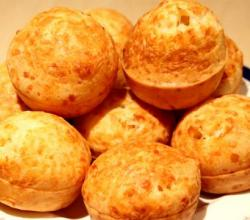 Cheese-Bacon Puffs