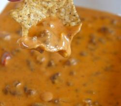 Cheese Dip | Queso con Carne