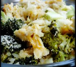 Broccoli Onion Deluxe Casserole