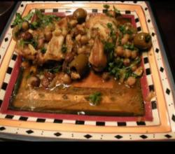 Chicken-Lemon-Olive-Tagine Part # 2