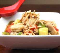 Chicken Stir Fry Soup