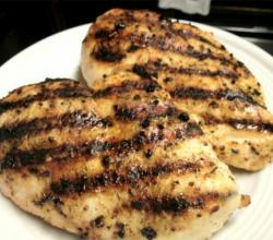 Fajita Rubbed Chicken