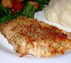 Chicken Breasts Baked In Cream