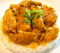 Chicken Curry Rice