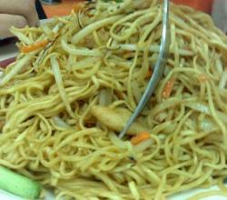Chicken, Pork, Or Veal Chow Mein