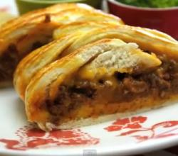Chili Cheese Plait
