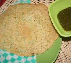 Healthy and Light Moong Dal Chilla