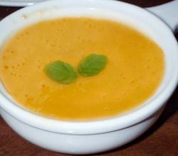 Chilled Apricot Soup