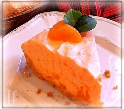 Chilled Citrus Cheesecake