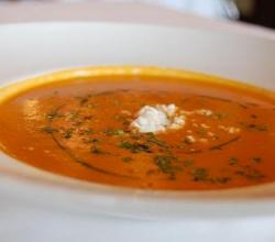 Chilled French Vegetable Soup