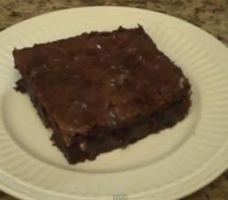 Chocolate And Coffee Brownies