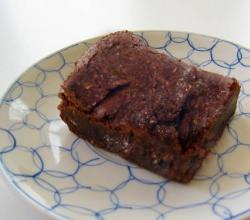 Chocolate Carrot Brownies