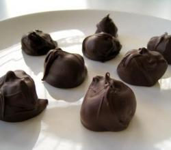 Chocolate Coating For Truffles