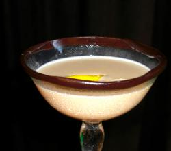 Chocolate Ginger Martini