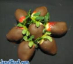 Molded Chocolate and Chocolate coated Fruits and Nuts