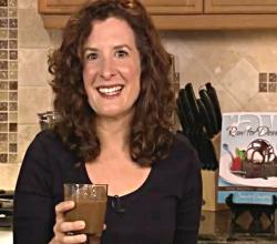 Green Smoothie Recipes: Chocolate Green Smoothie