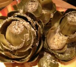 Seasoned Artichokes - An easy and elegant appetizer