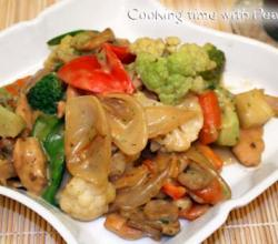 Chop Suey Part 2 – Preparing The Dish
