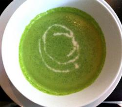 Classic Cream of Watercress Soup