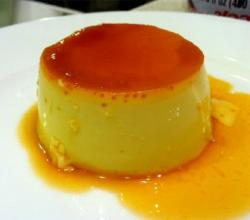 Classic Honey Flan