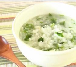 Classic Japanese Seven Herb Rice Porridge