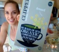 Clipper Fennel Organic Comforting Infusion: What I Say About Food