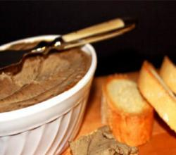 Simple Butter Chicken Liver Pate