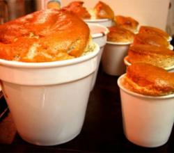 Souffle of Summer Squash
