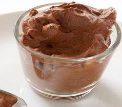 Cocoa Mint Mousse