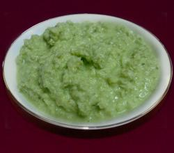 Coconut And Coriander Chutney