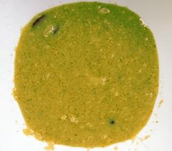 Coconut and Mint Chutney
