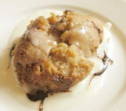 College Pudding With Brandy Butter