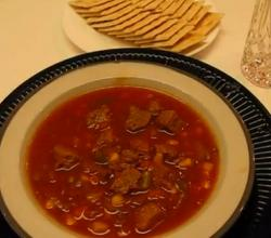 Quick And Easy Homemade Vegetable Beef Soup