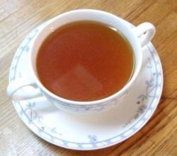 Consomme Double With Dry Sack