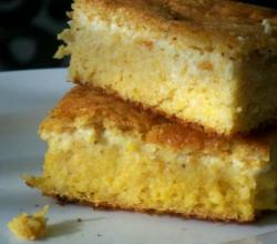 Butterscotch Corn Cake