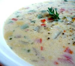Spring Vegetable Chowder