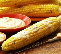 Caramel Corn on the Cob and Italian Corn on the Cob
